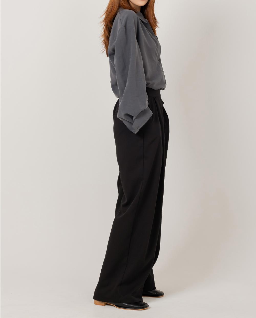 바지 모델 착용 이미지-S1L79