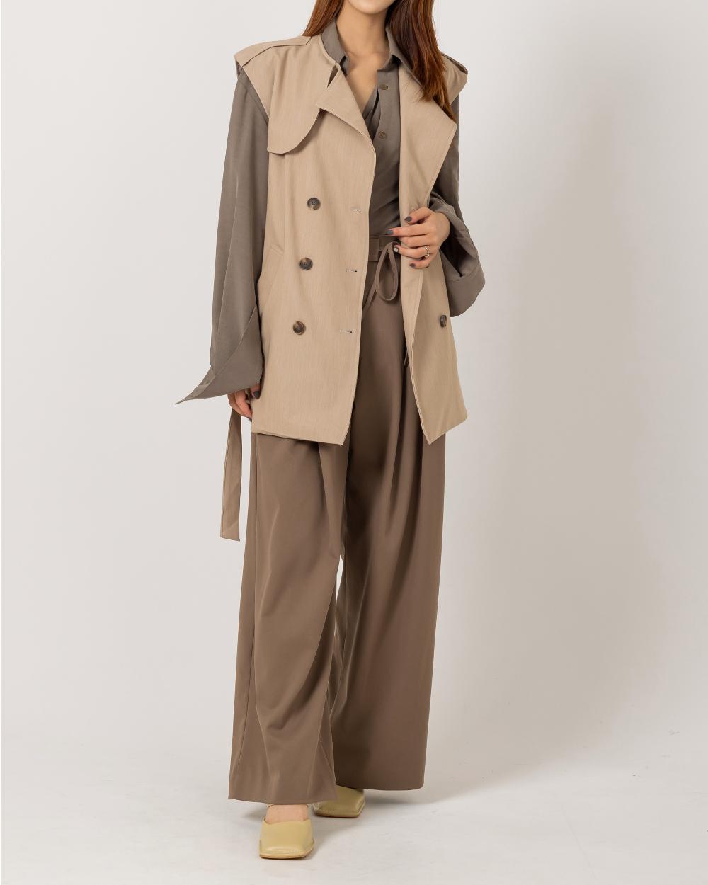 재킷 모델 착용 이미지-S1L23