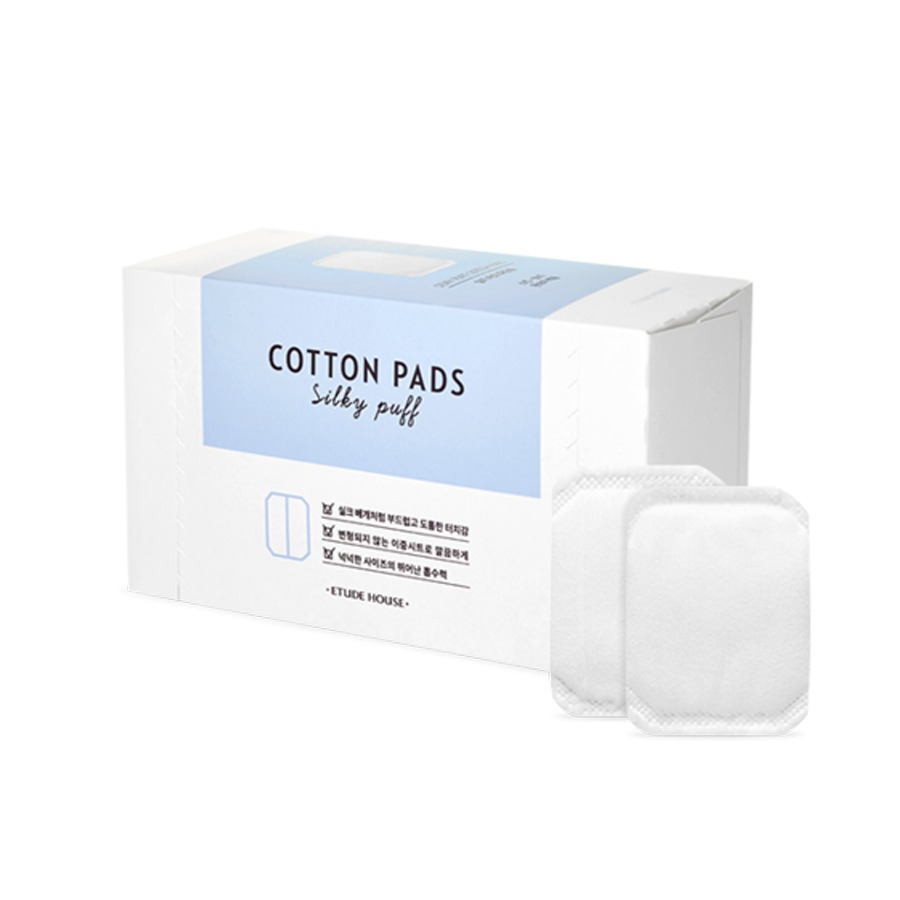 Cotton Pads -#Silky Puff