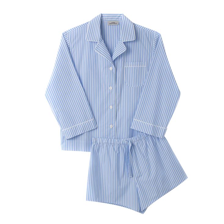 Monique Pajama Shirt, Shorts