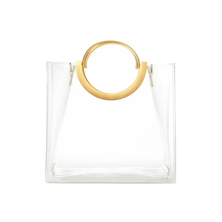Clear Eclipse Bag