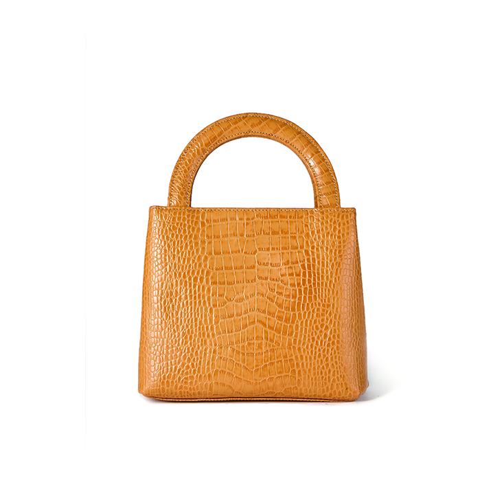 Mustard Carolyn Bag