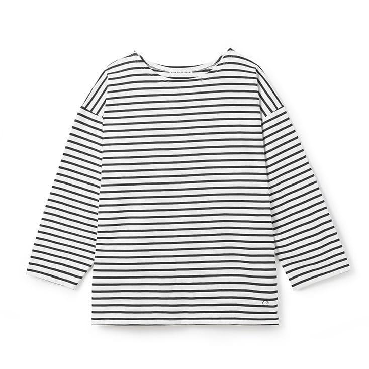 [김나영 착용] Avamappartement Stripe T-Shirt