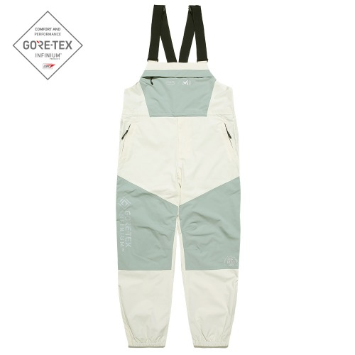 FISHER OVERALL PANTS (DIMITO x MILLET) IVORY