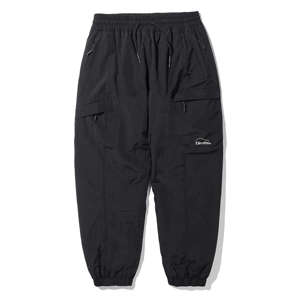 VIATICA PADDED PANTS BLACK