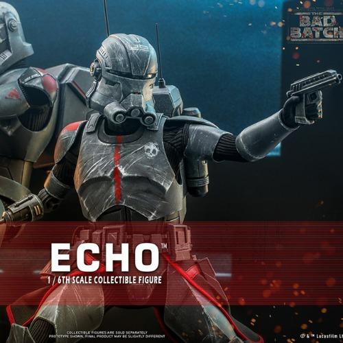 [HOTTOYS] TMS042- 핫토이 스타워즈 : 배드배치 - 에코 (Star Wars : The Bad Batch - Echo) 1/6