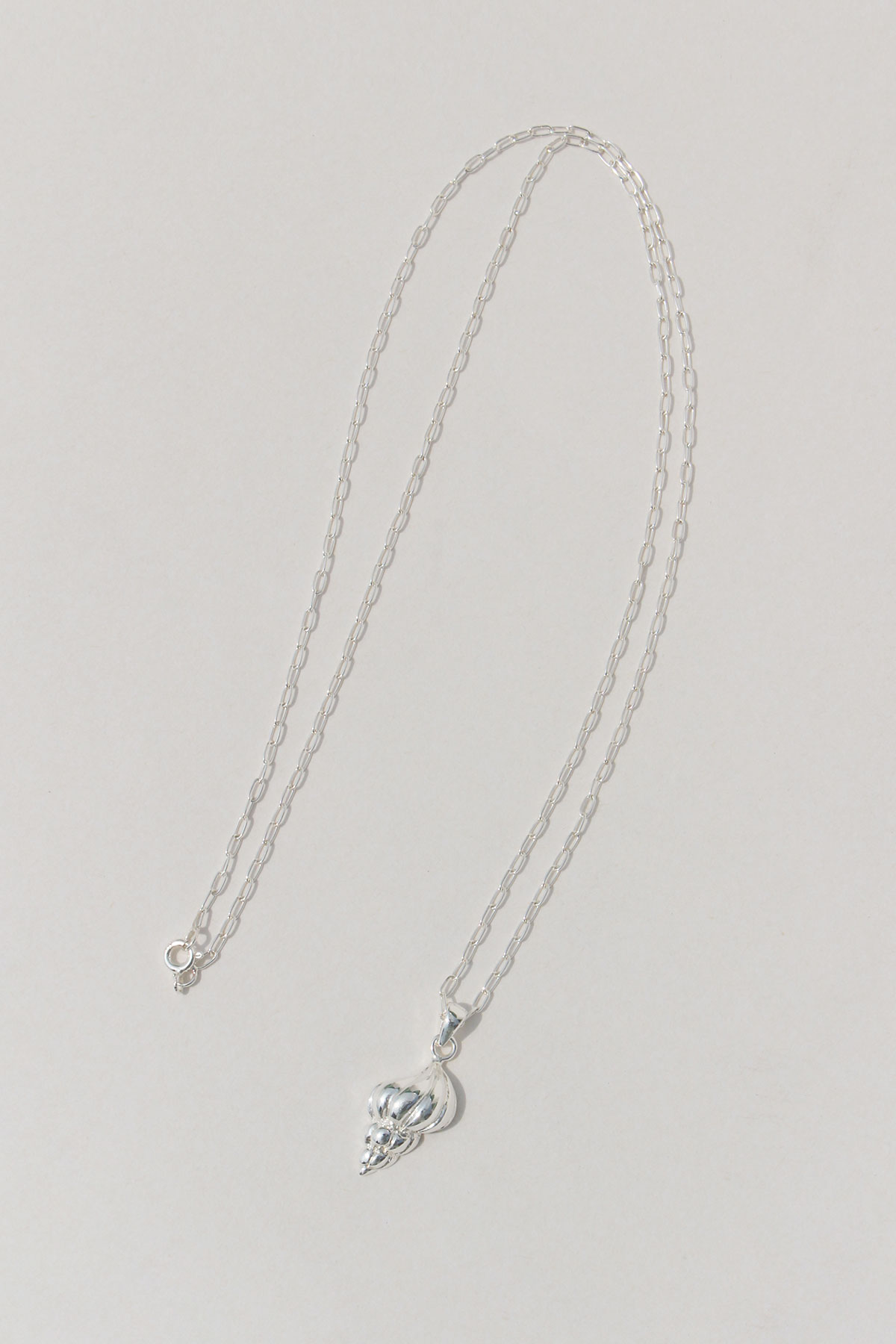 (925 SILVER) CONCH NECKLACE