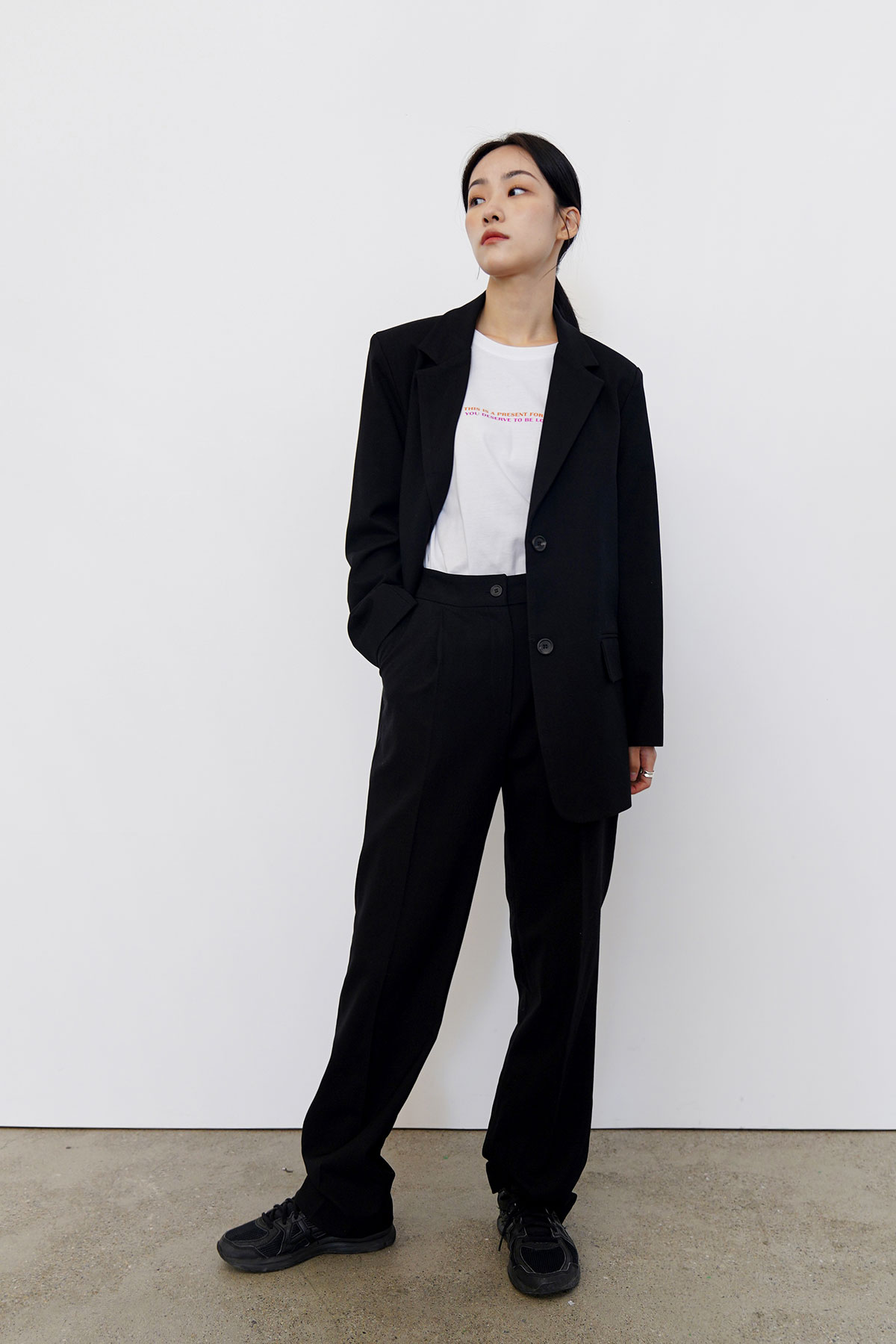 FOR HER. WOOL SLACKS (S,M) 2ND RELEASE