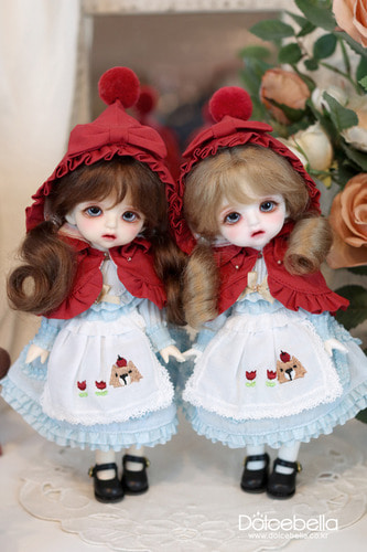 PEONY THE RED RIDING HOOD( (The pre-order item)