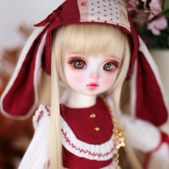 ball jointed doll dollsn elly