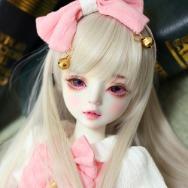 ball jointed doll dollsn Hani