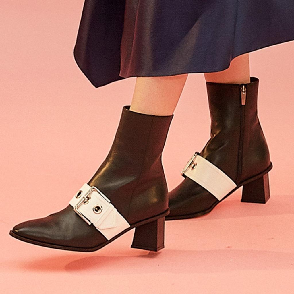 DORATORE Primo BKBK - Women's Shoes : Republic of Korea