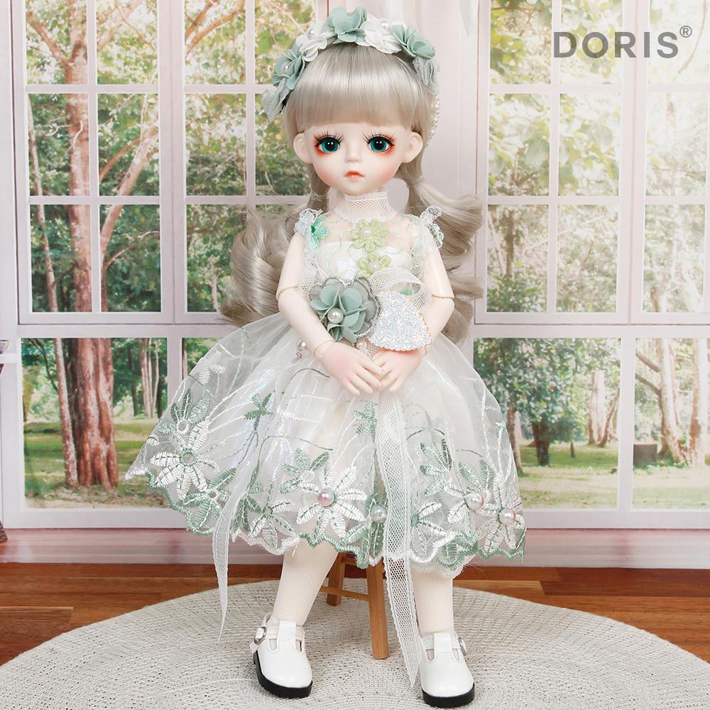 도리스돌 30cm 드레스 - 릴리