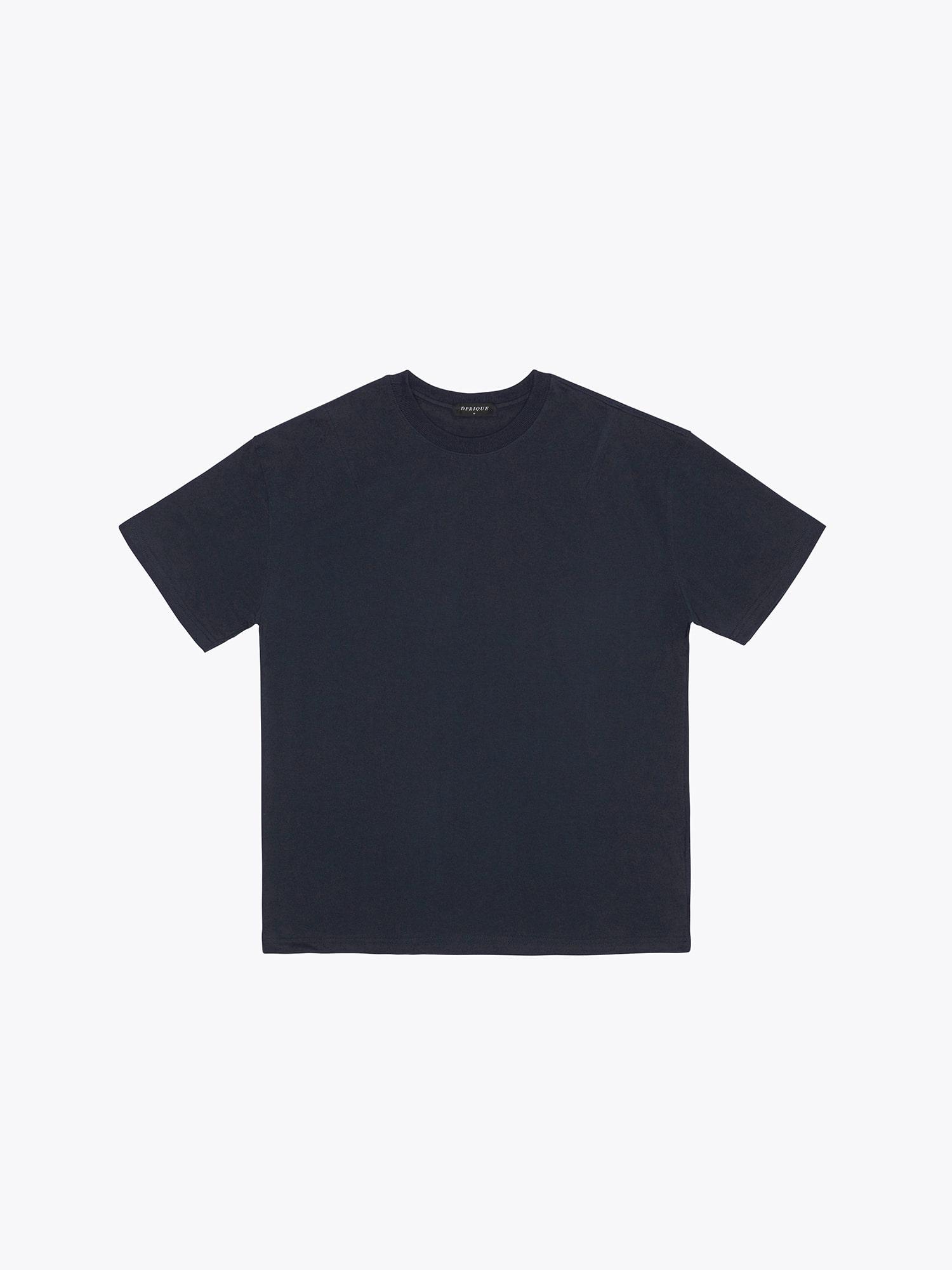 Basic T-Shirt - Navy(W)