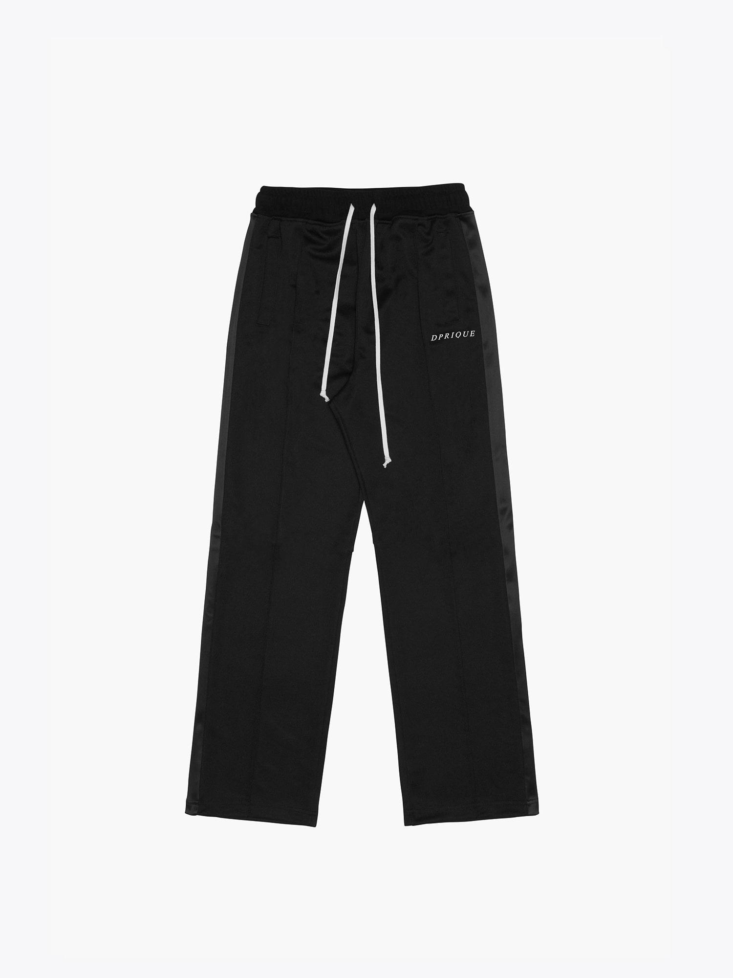 Track Pants - Black/Black