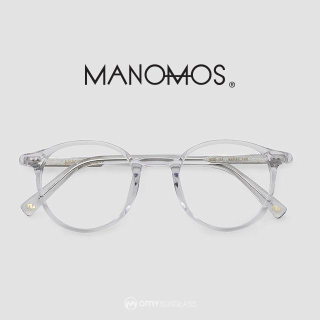 마노모스 투명 패션 안경테, 마노모스 BOB C4