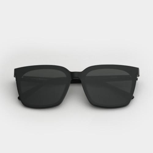 젠틀몬스터 2021 신상 선글라스 테가 01 사각 프레임 블랙 선글라스