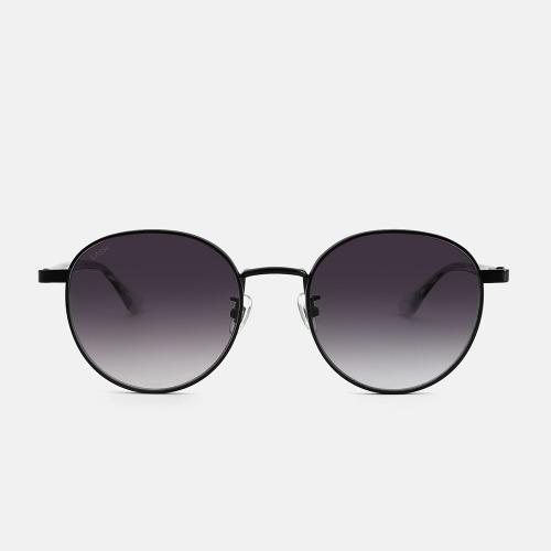 래쉬 PROMISE C4 블랙 동그리 메탈 선글라스