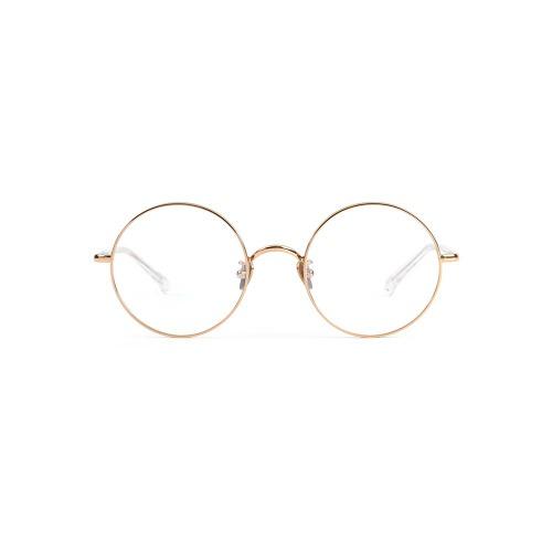 프로젝트프로덕트 RS11 CPG 가벼운 로즈골드 여자 안경
