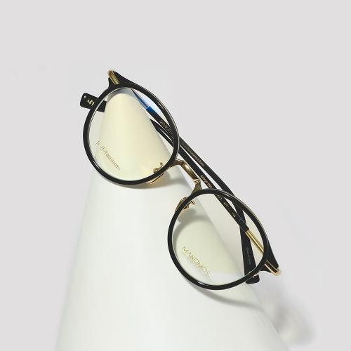 마노모스 조지 티타늄 47 C2 안경