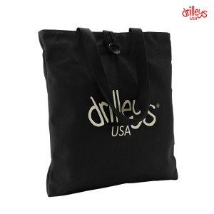 Drilleys Eco Bag Black