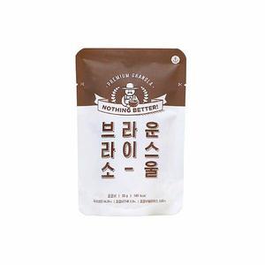 다노샵 브라운 라이스 소울(코코넛) 35g