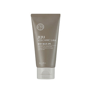 THE FACE SHOP Jeju Volcanic Lava Peel-Off Clay Nose Mask