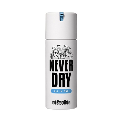 BRO&TIPS Never Dry All In One 120ml
