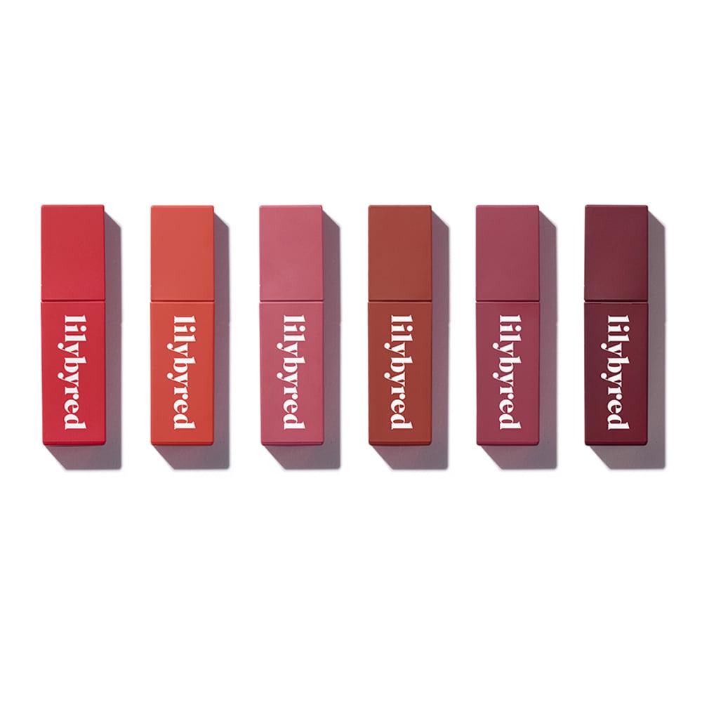 Lilybyred Mood Liar Velvet Tint 4.2g (6 Colors)