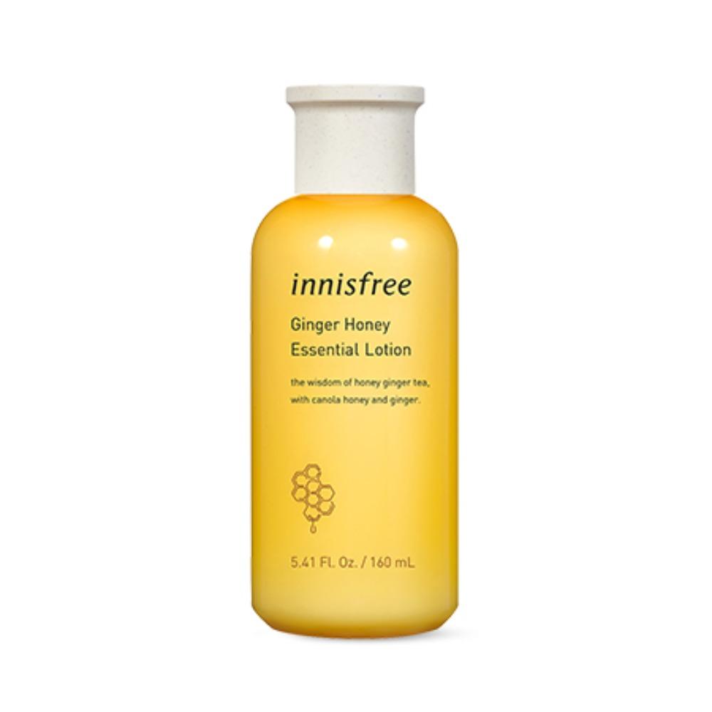 Innisfree Ginger Honey Essential Lotion 160ml Renewal