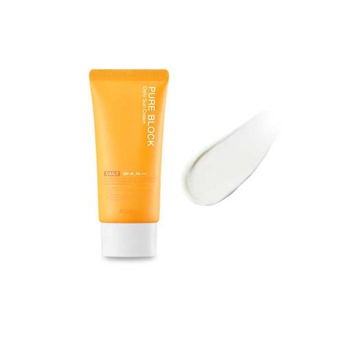A'PIEU Pure Block Natural Daily Sun Cream 50ml SPF45/PA+++