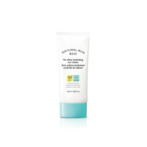 THE FACE SHOP Natural Sun Eco No Shine hydrating sun cream 50ml