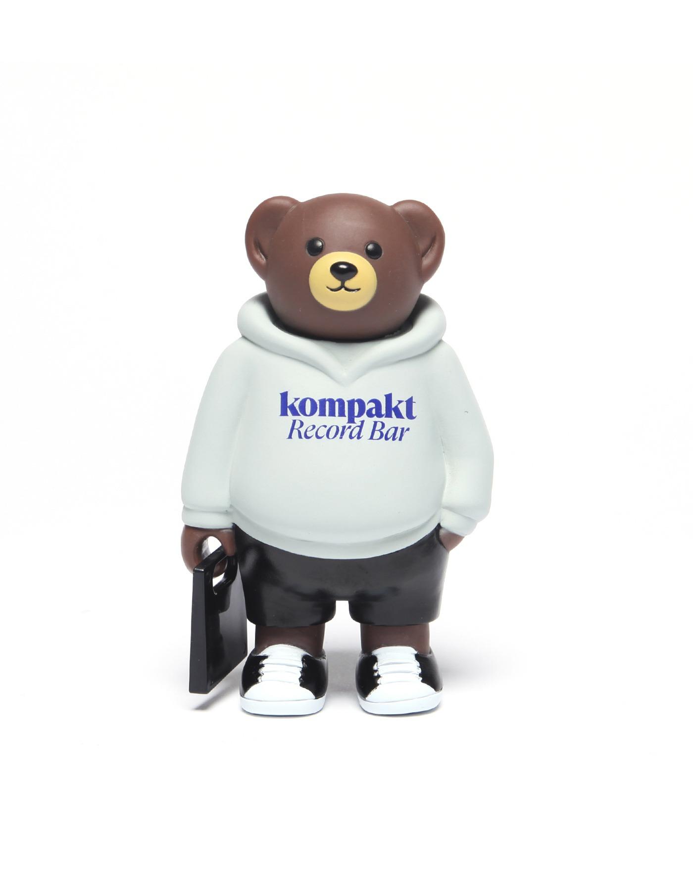 INTERBREED x KOMPAKT RECORD BAR x DISK UNION BEAR FIGURE