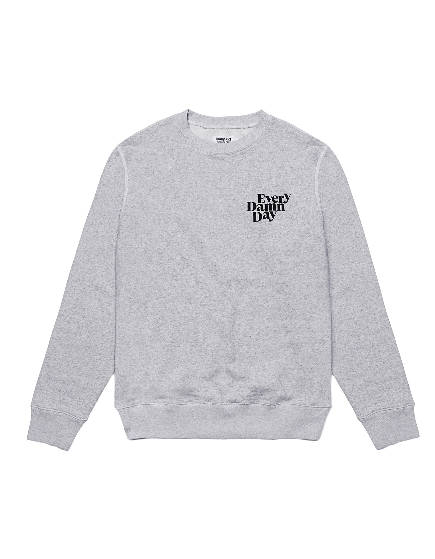 EVERY DAMN DAY Sweatshirts - Melange Grey