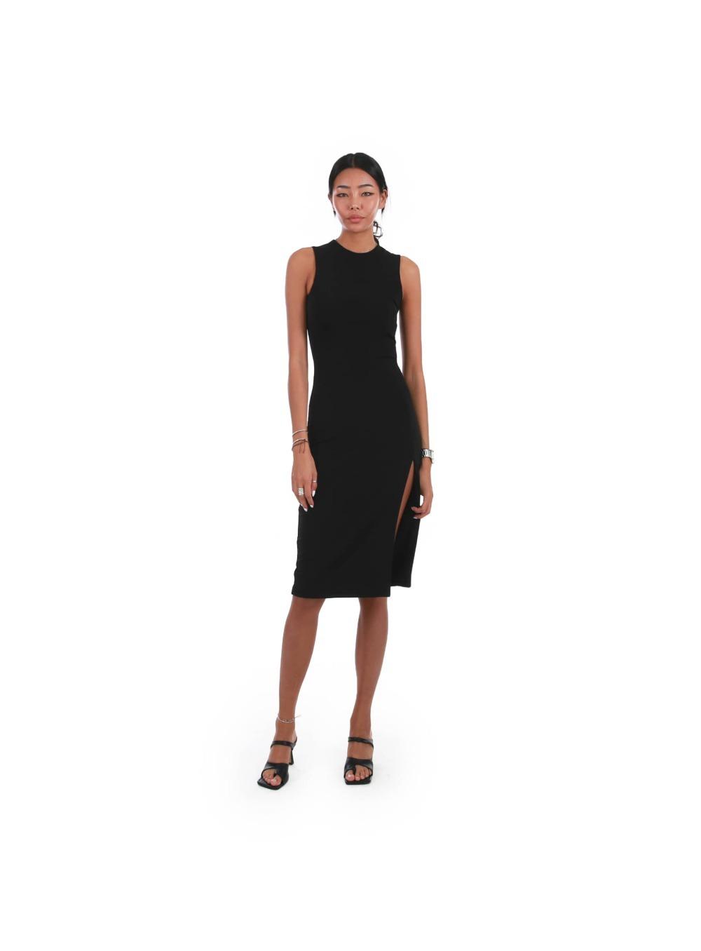 그레이스 슬리브리스 드레스