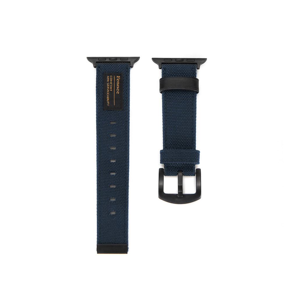 [6/7 예약배송][21SS] C&S APPLE WATCH 44mm STRAP - NAVY
