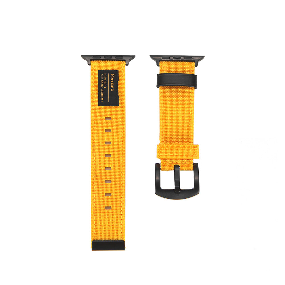[6/7 예약배송][21SS] C&S APPLE WATCH 44mm STRAP - YELLOW