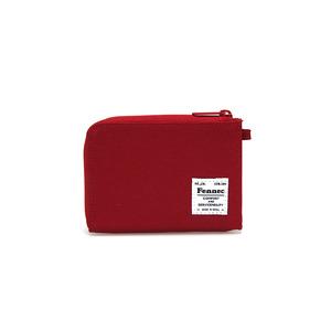(SCRATCH SALE) C&S MINI WALLET - SMOKE RED