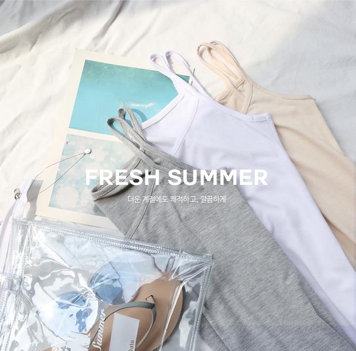 FRESH SUMMER ITEMS , inner wear