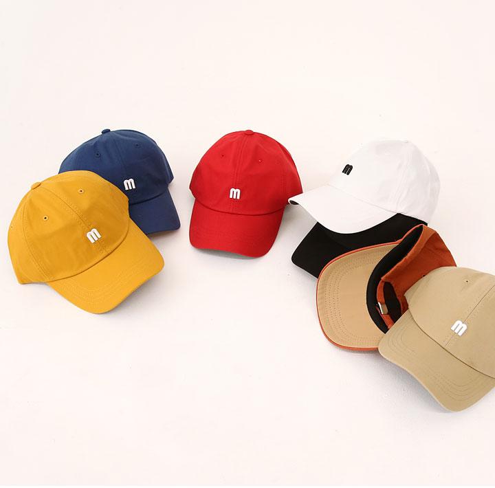 [ACC] PUNK LETTERING BALL CAP