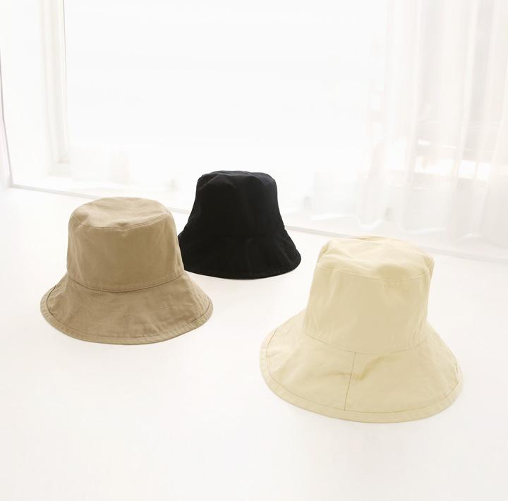 [ACC] HAON BASIC COTTON BUCKET HAT