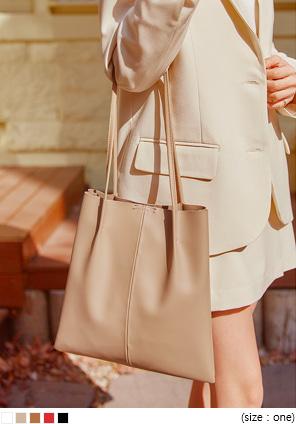 [BAG] 5 COLOR SLIM MATT LEATHER BAG