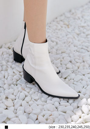 [SHOES] LUIVE STILETTO ANKLE BOOTS