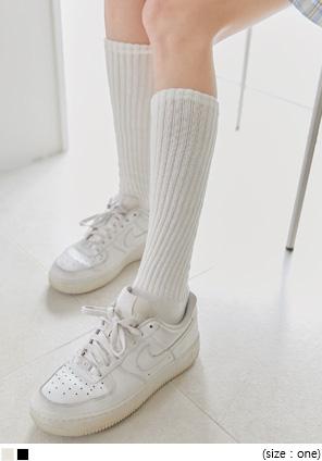 [ACC] MOMOS GOLGI LONG SOCKS