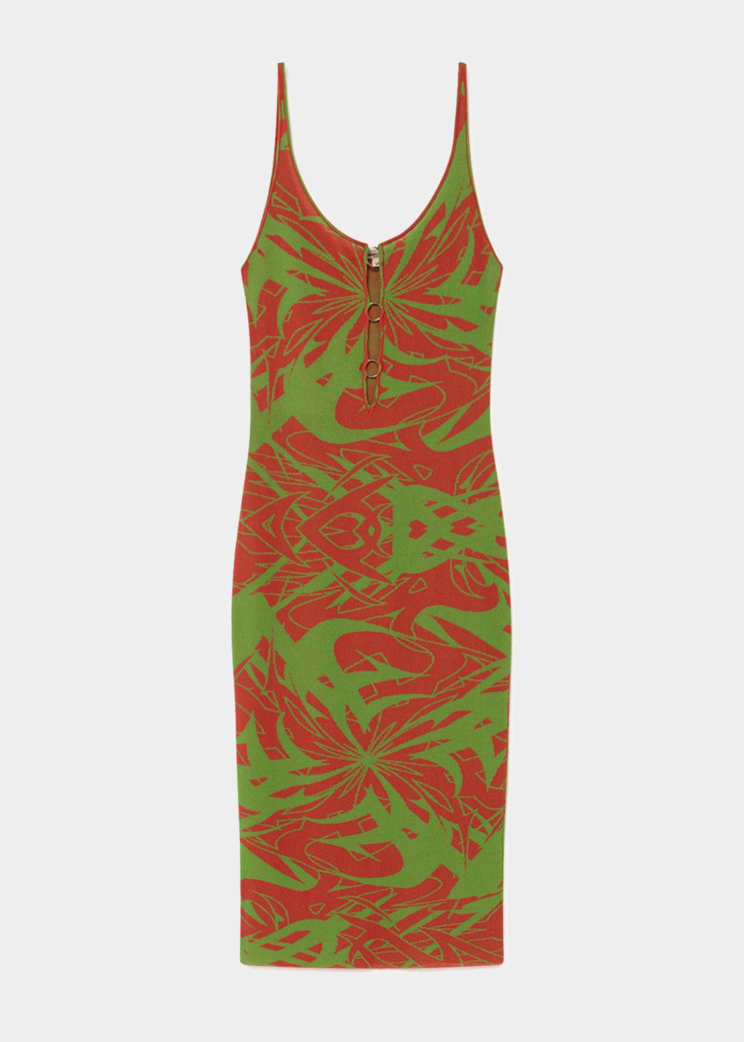 SCORPIA DRESS