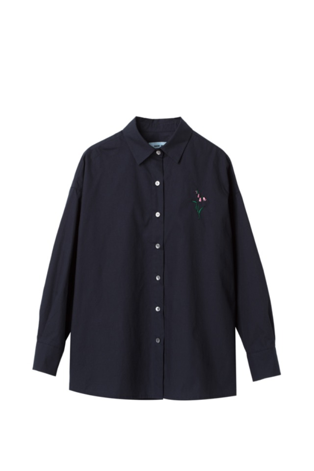 (SALE 70%) MIF Flawlessness shirt -NAVY