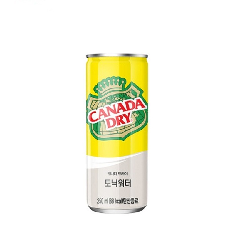 CANADA DRY- TONIC WATER