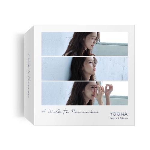키노앨범) 윤아 - 스페셜 앨범 [A Walk to Remember] 여름밤