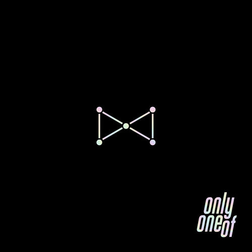BLACK Ver./온리원오브 (OnlyOneOf) - 앨범 [Produced by[ ] Part 1]