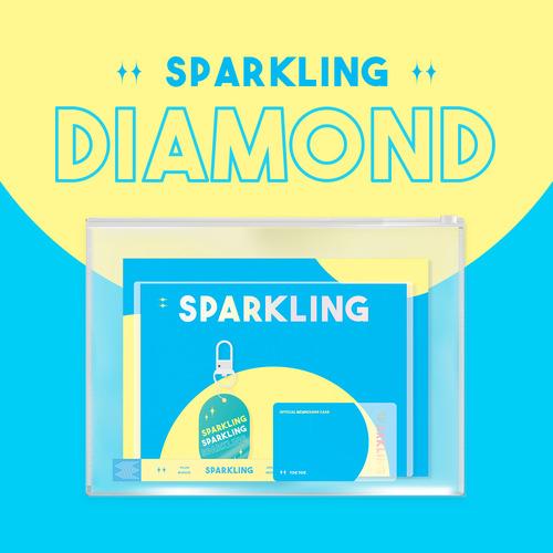 스파클링(SPARKLING) - ALBUM KIT [DIAMOND] (KBS 드라마 이미테이션 OST)